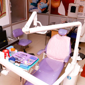 Dental clinic in Paschim vihar